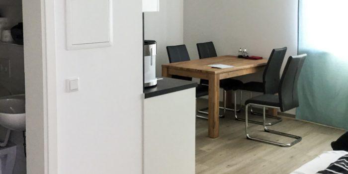Einraum-Apartment